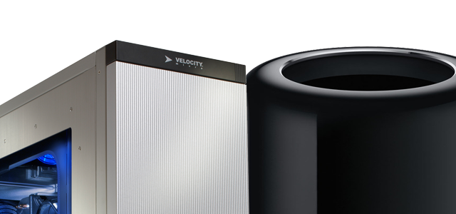 ProMagix HD80 vs Apple's Mac Pro