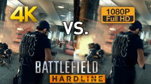 4K vs HD Gaming
