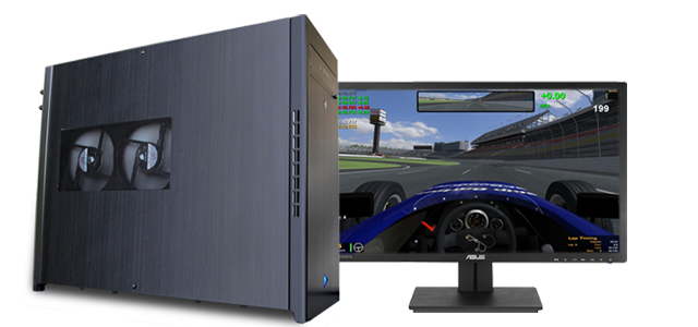 Sim Racing Header