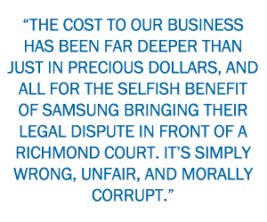 Samsung Quote Best Samsung Drops All Claims Obviously  Custom Gaming & Enthusiast