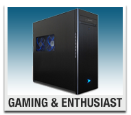 Gaming & Enthusiast Desktop PCs