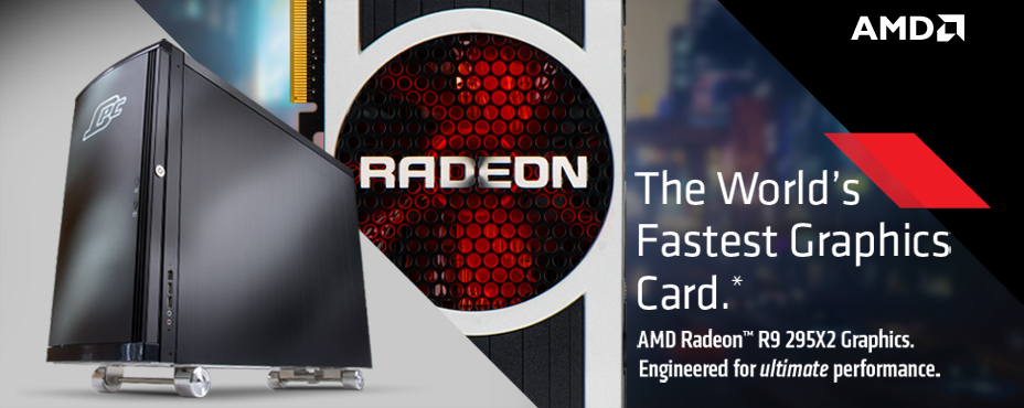 AMD Radeon Gaming PC