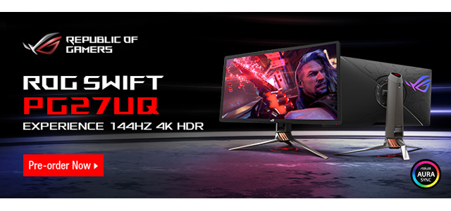 Buy Asus ROG Swift PG27UQ