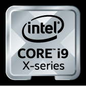 Core X-Series i9 logo