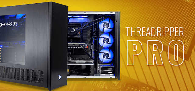 Threadripper PRO Workstation ProMagix HD150