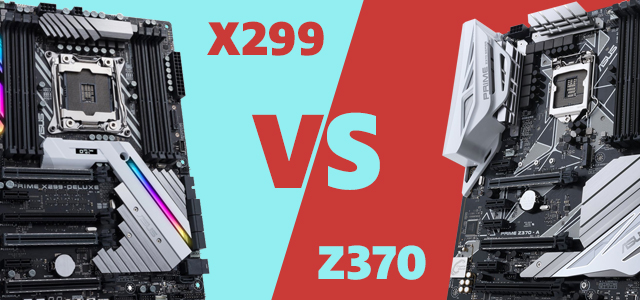 X299 vs Z370 Chipset - Which is best? - Custom Gaming & Enthusiast