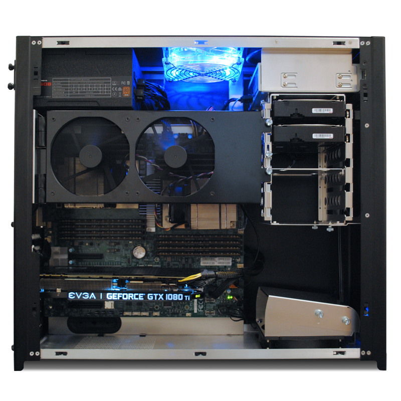 The HD360A – Our New Epyc Workstation