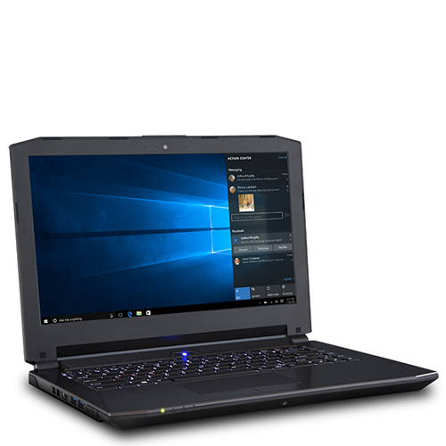 Raptor MX40 Laptop