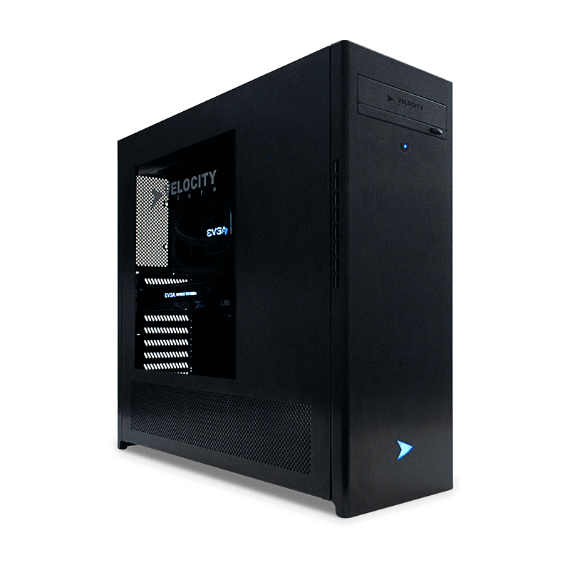Raptor Z55 - Award-Winning Custom Gaming PC | Velocity Micro