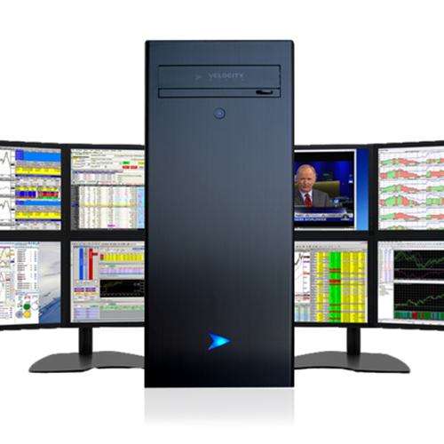 ProMagix TraderPro Day Trading Computer