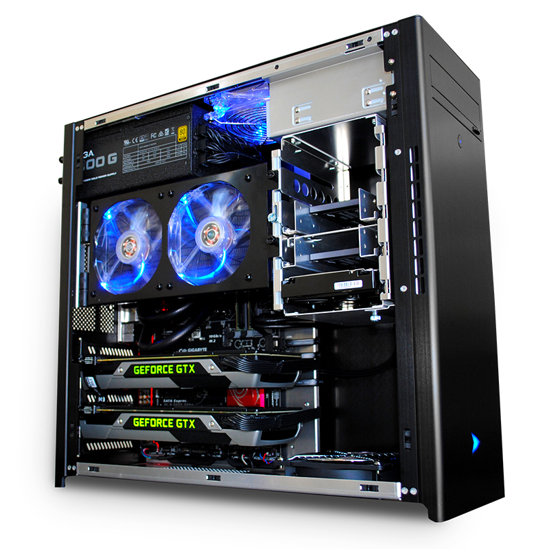 High Performance Custom PC For Gaming