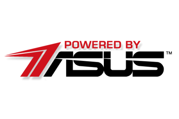 Powered by ASUS
