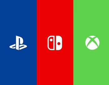 Console logos