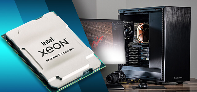 Intel Xeon W-3300 Workstations