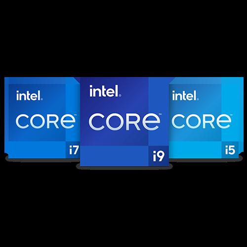 Core processor badges