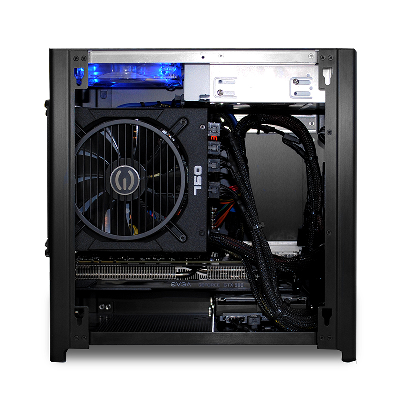 Compact Gaming PC - Small Form-Factor Raptor Z40 ...